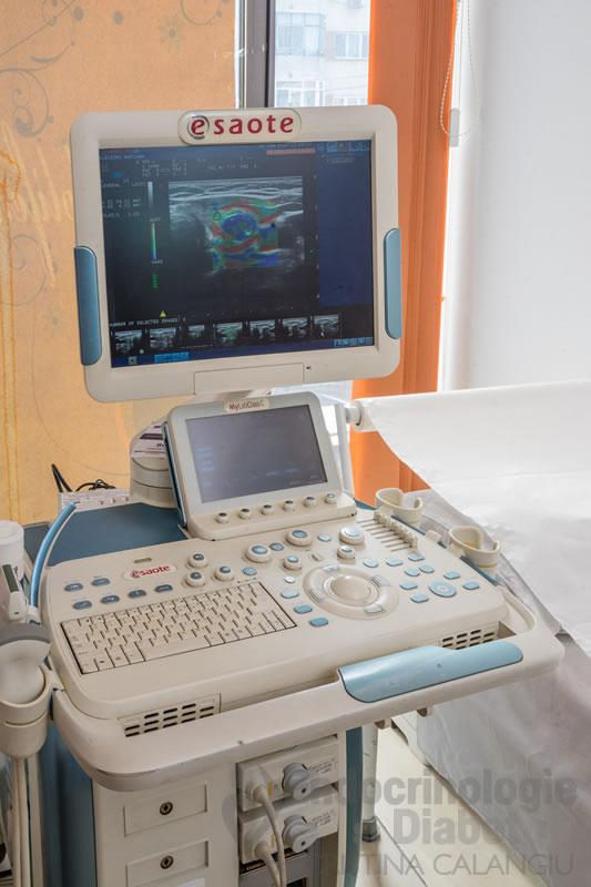 P13-Pregatirea pentru ecografie- cabinet medical Endocrinologie Diabet Craiova